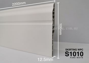 Pure White S1010 (100mm)