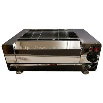 Korean BBQ Griddle Electric Non Smoke Roaster FNP-749