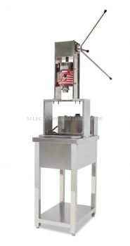 Churro Maker Machine With Deep Fryer Electric