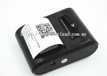 GPRS Portable Cloud Printer 58mm with SIM Slot