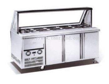 SANDWISH COUNTER CHILLER WITH SHOWCASE
