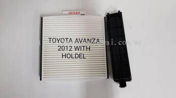 TOYOTA AVANZA 2012 BLOWER CABIN AIR FILTER