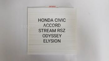 HONDA ACCORD/CIVIC/ODYSSEY/CRV 08 BLOWER CABIN FILTER