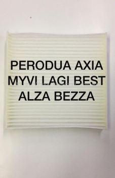 PERODUA AXIA / BEZZA / MYVI LAGI BEST / ALZA BLOWER CABIN AIR FILTER