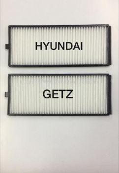 HYUNDAI GETZ BLOWER CABIN AIR FILTER