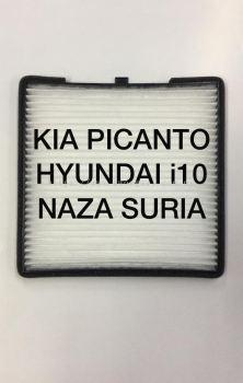 HYUNDAI I10 / KIA PICANTO / NAZA SURIA BLOWER CABIN AIR FILLTER