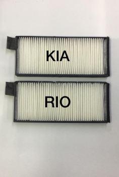 KIA RIO 03 BLOWER CABIN AIR FILTER