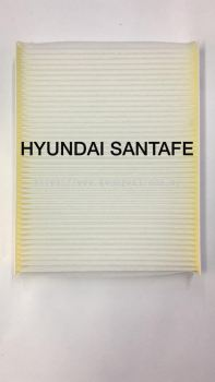 HYUNDAI SANTAFE 2011 BLOWER CABIN AIR FILTER