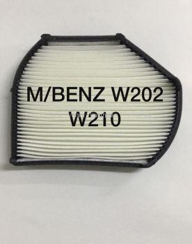 MERCEDES BENZ W202 / W210 BLOWER CABIN AIR FILTER