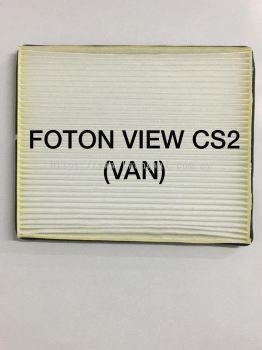 FOTON VIEW CS2 (VAN) BLOWER CABIN AIR FILTER