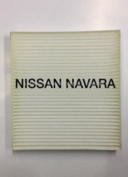 NISSAN NAVARA N/M BLOWER CABIN AIR FILTER