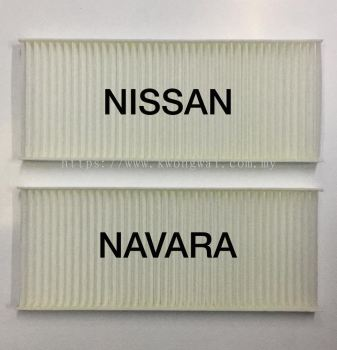 NISSAN NAVARA O/M BLOWER CABIN AIR FILTER