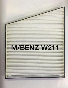 MERCEDES BENZ W211 BLOWER CABIN AIR FILTER