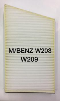 MERCEDES BENZ W203 / W209 BLOWER CABIN AIR FILTER