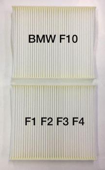 BMW F10 / F1 / F2 / F3 / F4 BLOWER CABIN AIR FILTER