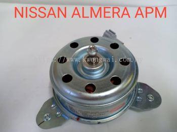 NISSAN ALMERA RADIATOR FAN MOTOR (APM) T-GA-0033-GC33