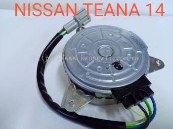 NISSAN TEANA 2014 RADIATOR FAN MOTOR (OEM)