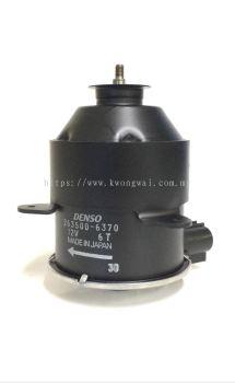 TOYOTA RADIATOR FAN MOTOR 263500-6370 / 5790 (DENSO)