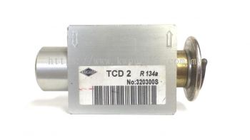 MERCEDES BENZ W126 A/C EXPANSION VALVE 320300S EGELHOF
