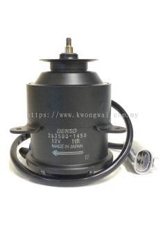 TOYOTA RADIATOR FAN MOTOR 263500-1450 / 6330 / 5111 (DENSO)