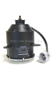 TOYOTA RADIATOR FAN MOTOR 263500-6170 / 5311 (DENSO)