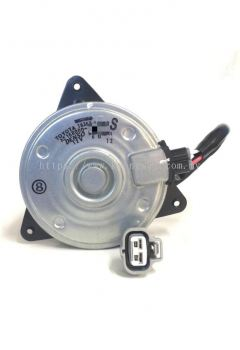 TOYOTA CAMRY ACV55 HYBRID RADIATOR FAN MOTOR AE168000-7410 TOYOTA 15363-0P080 DENSO