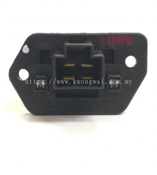 SSANGYONG STAVIC RESISTOR FRONT (4PIN)