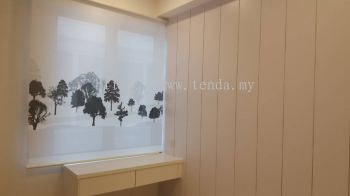 Blinds Design - Roller Blinds