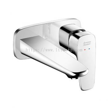 Signature Wall Mounted Basin Mixer with Pop-up Drain FFAS1704-1015L0BC0