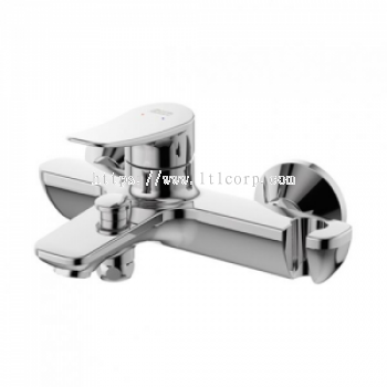 Milano Exposed Bath & Shower Mixer Without Shower Kits FFAS0911-602501BF0