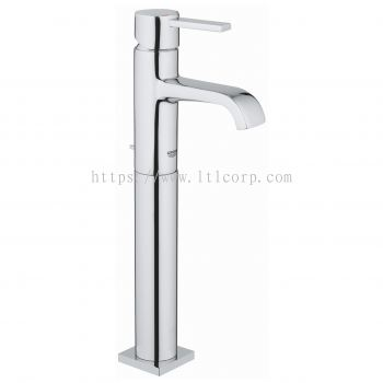 Grohe Allure 32760000 Basin Mixer, L-Size for Free-standing Basin