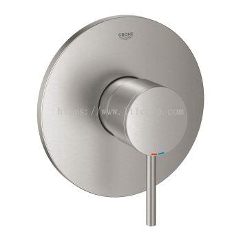 Grohe Atrio 24065DC3 Shower Trimset