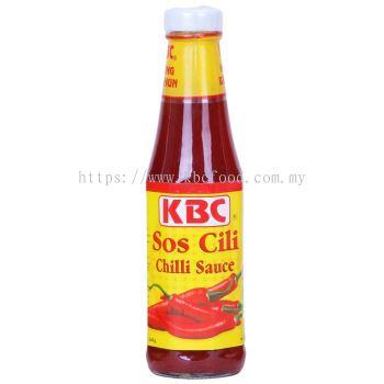 340gm KBC Chili Sauce