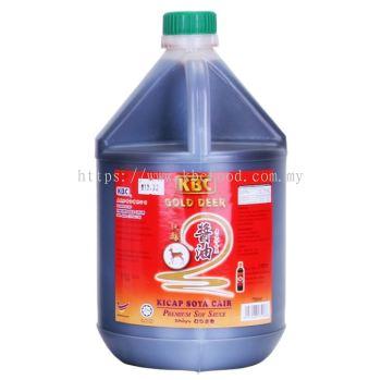 4.3kg Premium Gold Deer Light Sauce
