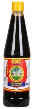 650ml Egeret Thick Sauce (Yellow)