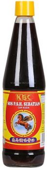 650ml Yellow Horse Light Sauce