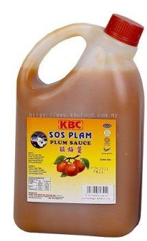2.3kg Plum Sauce