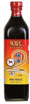 750ml Gold Deer Thick Sauce