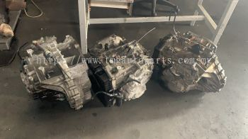 USED CAR GEARBOX