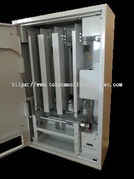 Inside Vending Machine