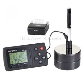 EPX300 Portable Hardness Tester