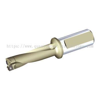 Top Cut 4 Drill �� Metric �� 3 x D �� SLR Shanks