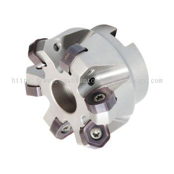 M1200 Mini �� 45�� �� Shell Mills �� Metric