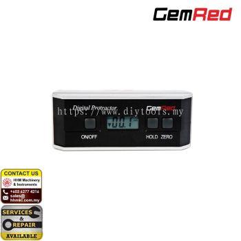GEMRED Digital Protractor 82413-00B