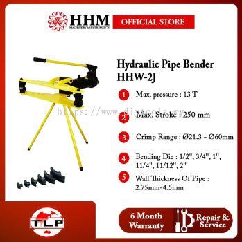 HUANHU Hydraulic Pipe BenderHHW-2J