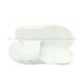 EPU150 PU Slipper - White (Light Weight)