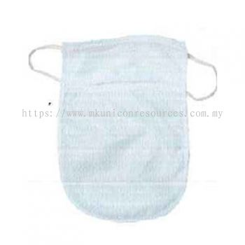 2 Ply Nylon Face Masks with Beard Cover