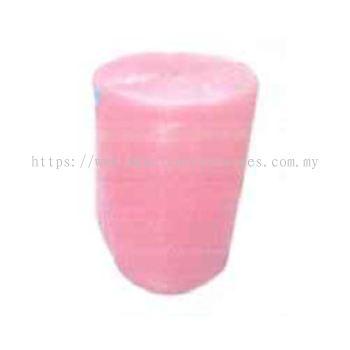 Antistatic Bubble Pink (Roll/Wrap/Sheet)