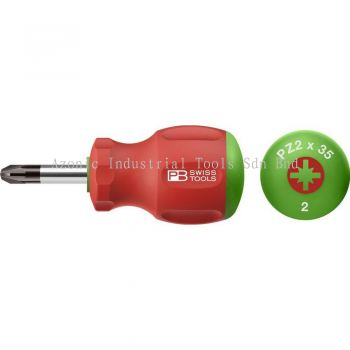 8194 (STUBBY SCREWDRIVERS FOR POZIDRIV SCREWS)