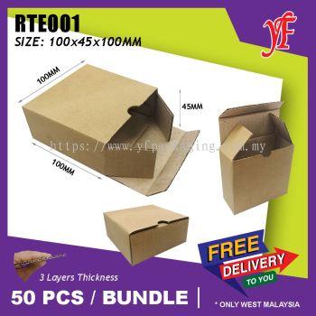 RTE001 100X100X45MM 50PCS